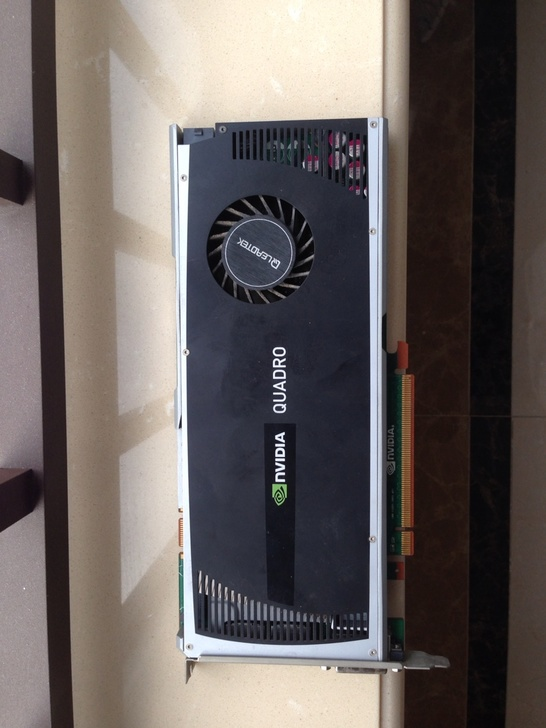 Nvidia Quadro 4000 2GB GDDR5 Graphics Card 038XNM / MAC VCQ4000M