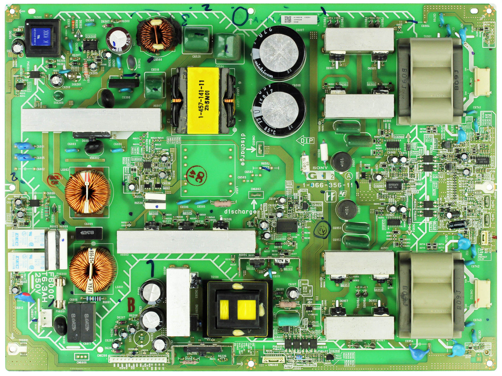 Sony A-1148-621-B (1-866-356-11) GI2 Board for KDL-V40XBR1