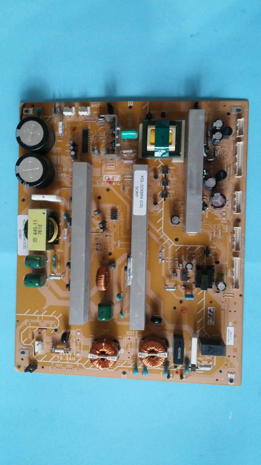 1-873-814-11 A1361550A KDL-52XBR4 SONY power supply board