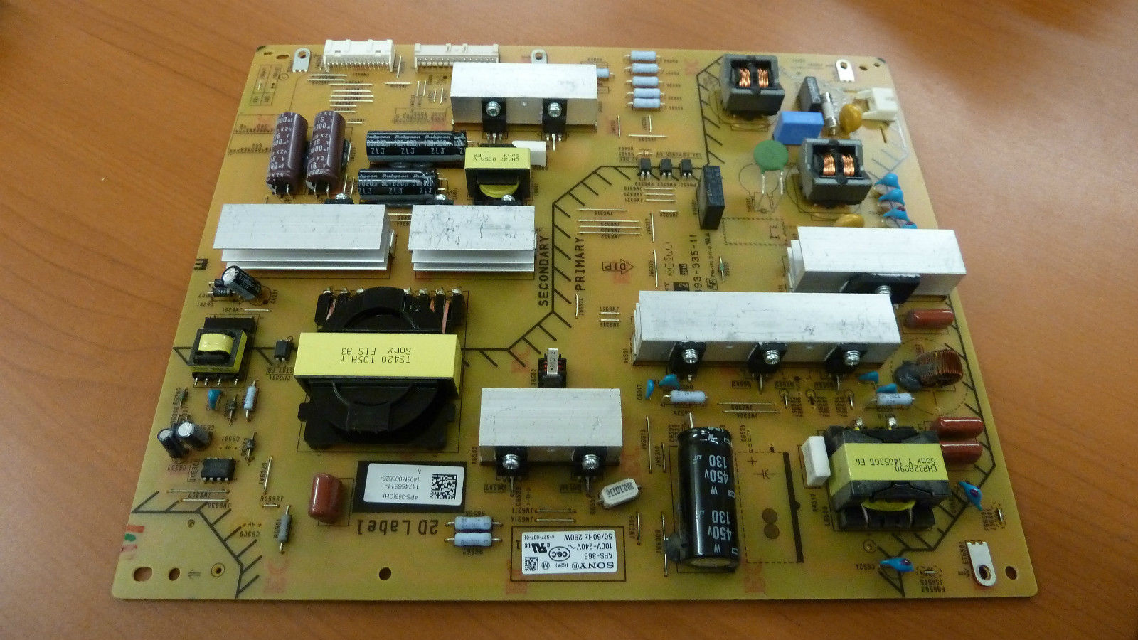 Sony APS-366 / 147456611 / 1-893-335-11 Power Supply XBR-65W950B