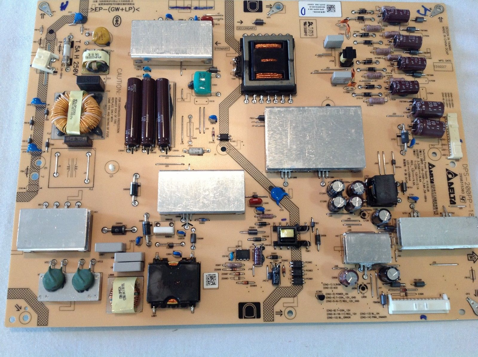 Sony KDL-60R550A Power Supply 1-895-406-11 DPS-200PP-188