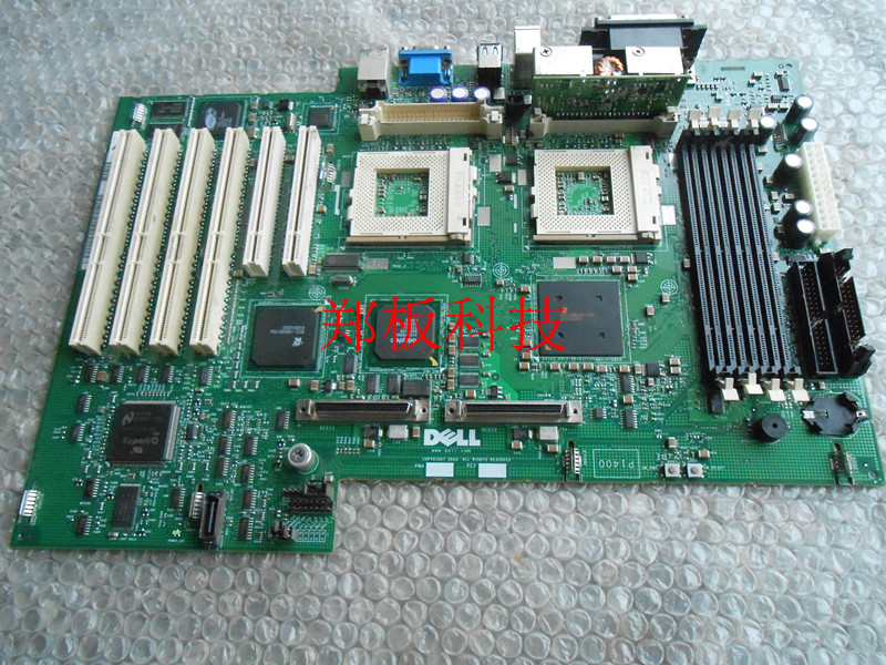 DELL PowerEdge 1400SC Server Motherboard 1H734