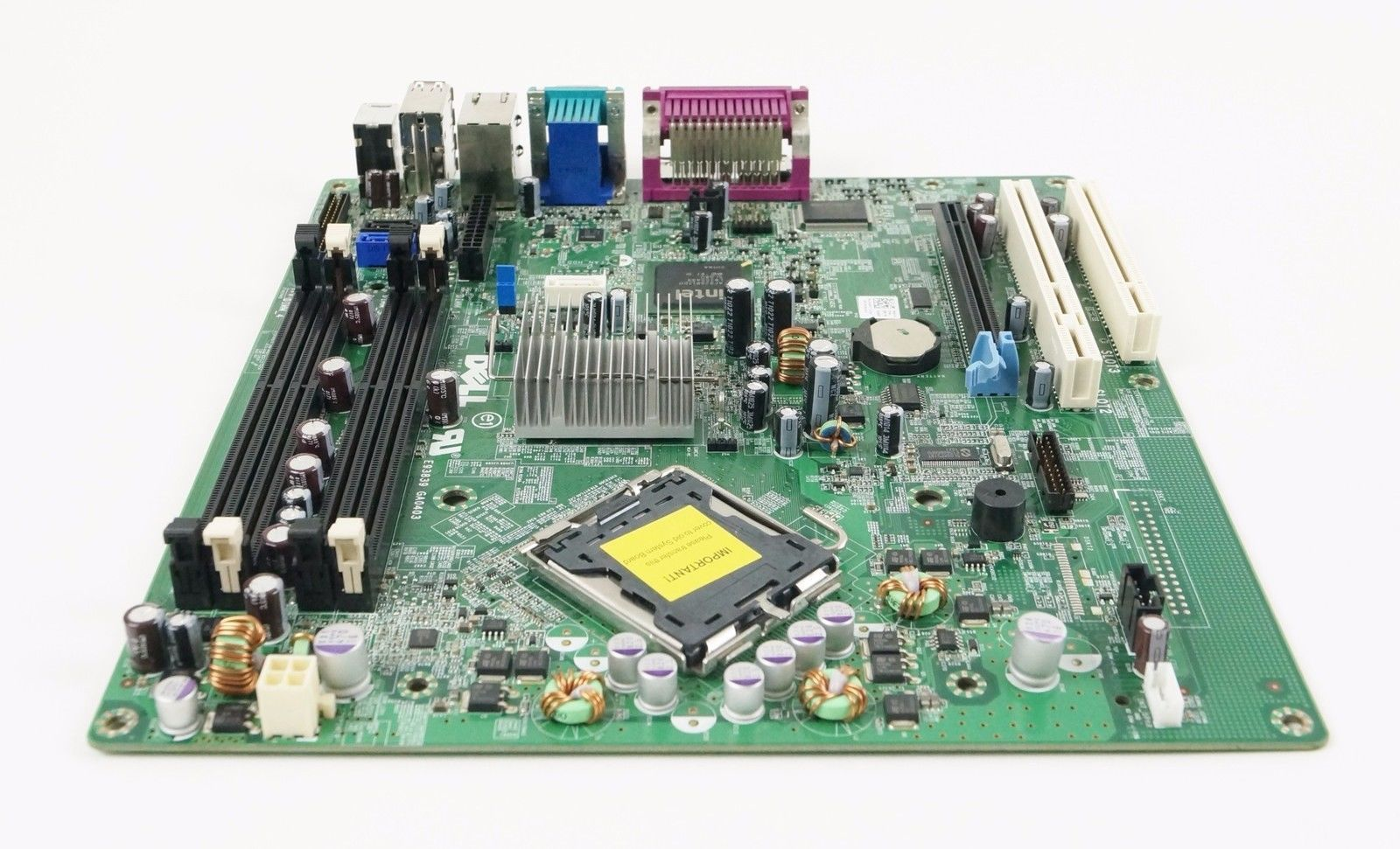 New Genuine Dell Optiplex 780 LGA775 DDR3 Desktop Motherboard