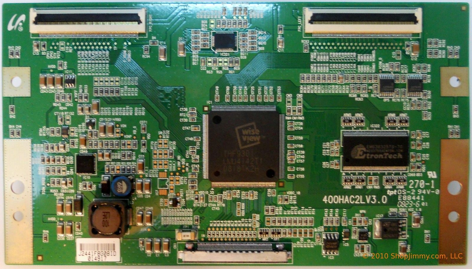 Sony LJ94-02441F (400HAC2LV3.0) T-Con Board for KDL-40V4000 test