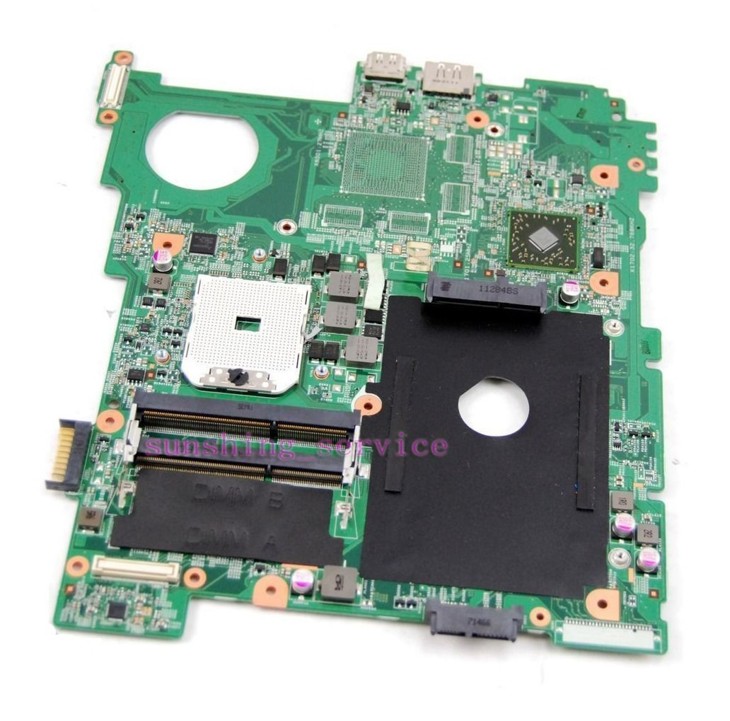 Dell Inspiron M5110 Series AMD Motherboard 48.4IE04.021 0NKG03