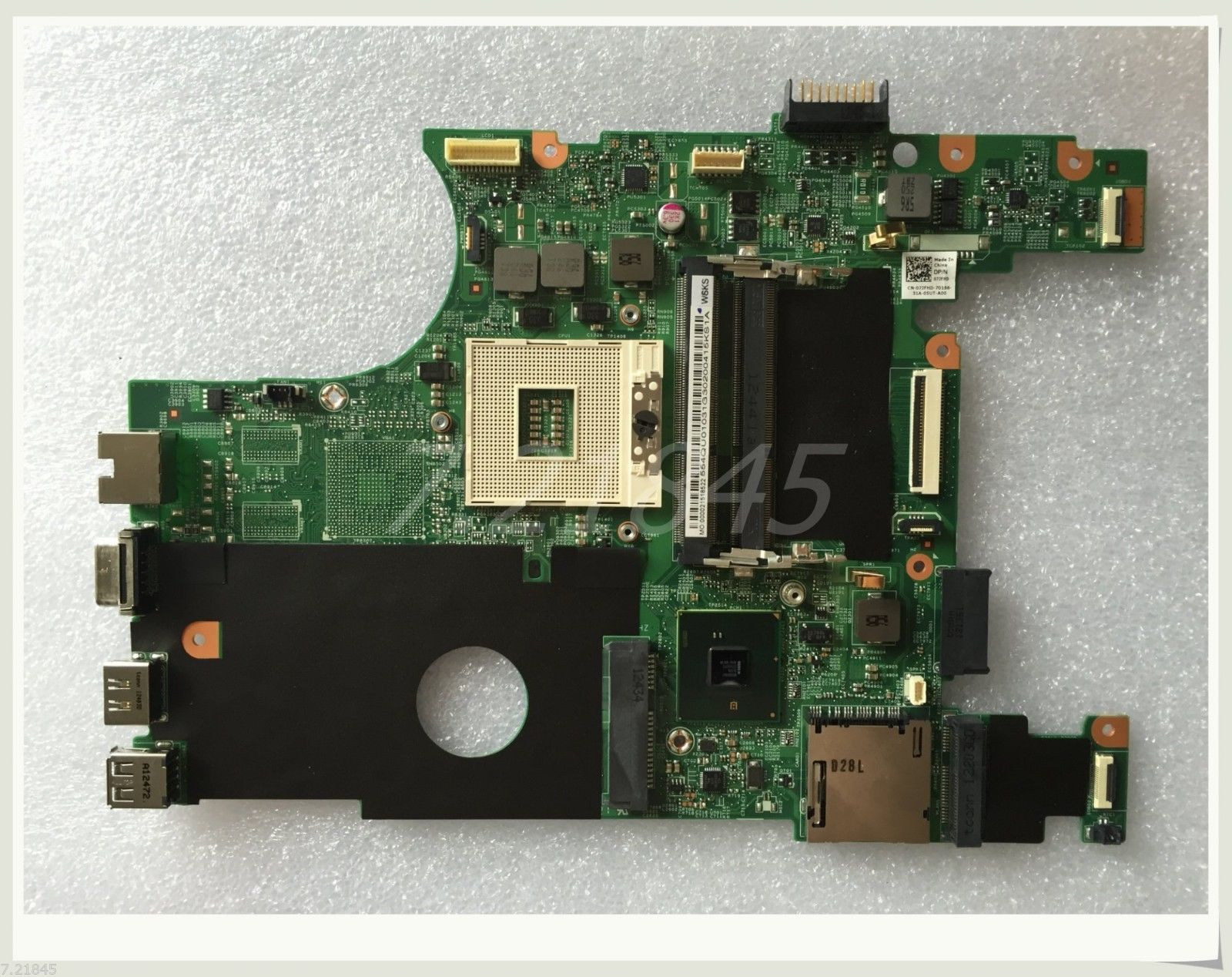 Dell Vostro 1440 Intel Laptop Motherboard s989 48.4IU03.01 CN-07JFHD