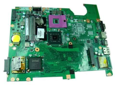 dv6-1000 Entertainment PC AMD Motherboard 509404-001