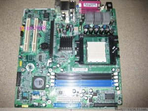 IBM Lenovo Tablet X60 MotherBoard 44C3780 w/ Security