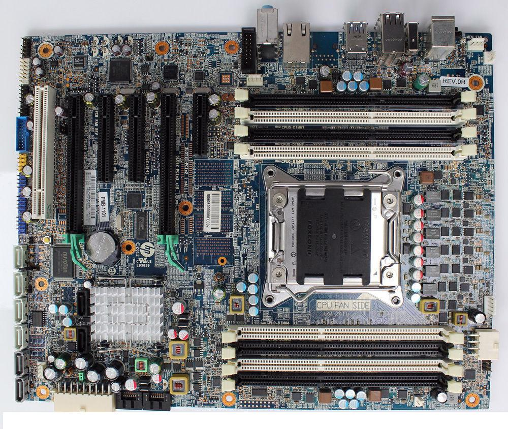 HP Z420 System Board Workstation Desktop Motherboard 619557-001