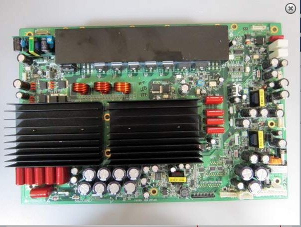 LG 60X6 PDP Y_SUS Power Board (6870QYB107B) 6871QYH057B