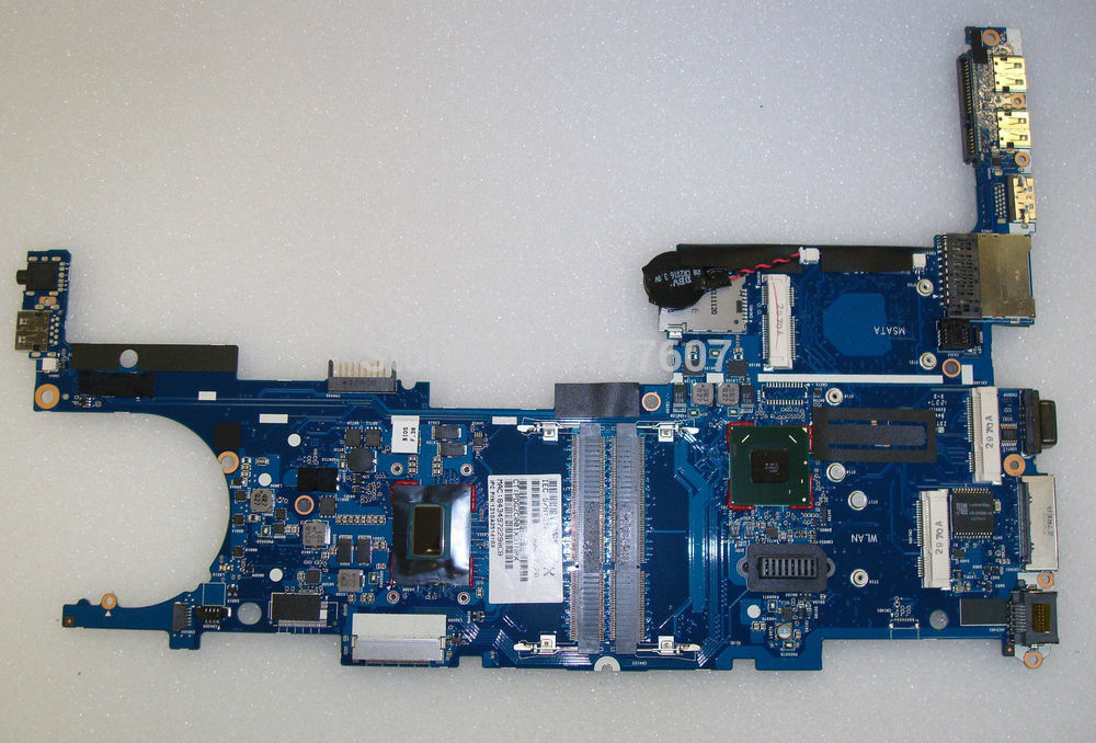 704439-001 704439-601 For HP 9470M Q77 I5-3317U W8 STD Laptop Mo
