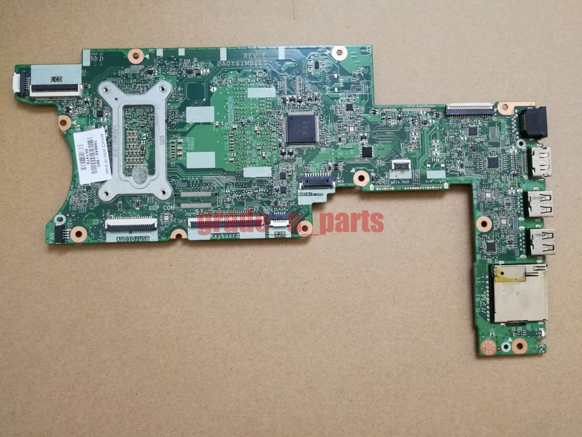 Laptop Motherboard for HP PAVILION X360 767820-501 DA0Y61MB6E0 M