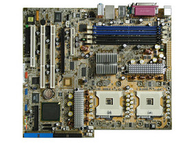 NCT-D dual 604 XEON ATX motherboard