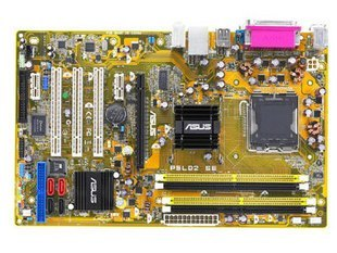 ASUS P4V800D-X Socket 478 MotherBoard Intel PCI-E AGP
