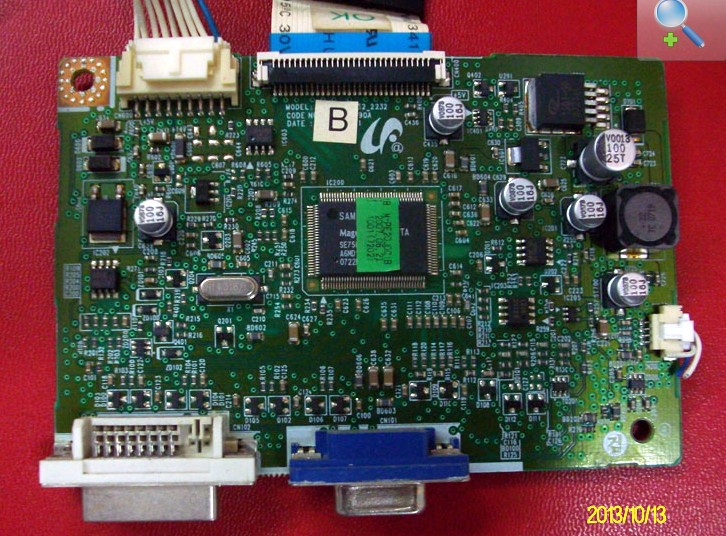 LCD Power Supply Driver Board Unit BN41-00890A For Samsung 2232B