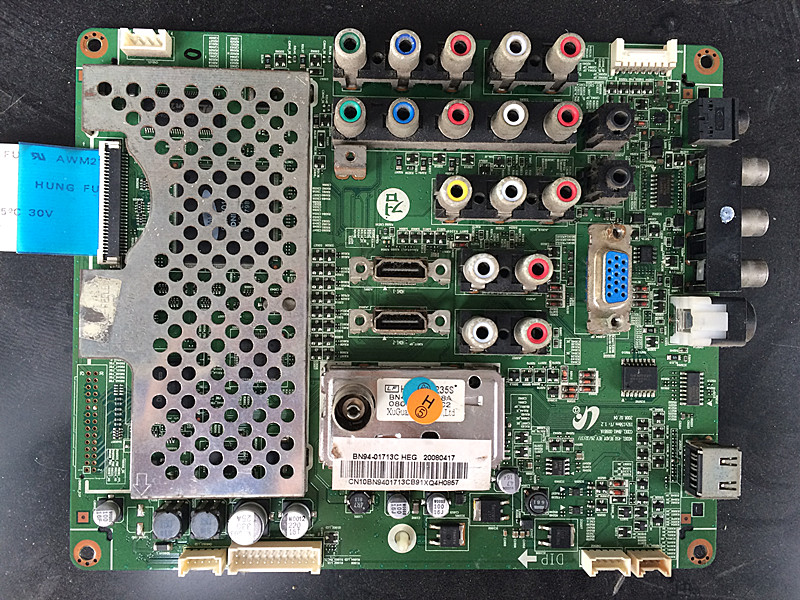 MAIN AV BOARD BN41-00987A For SAMSUNG LA32A450C1