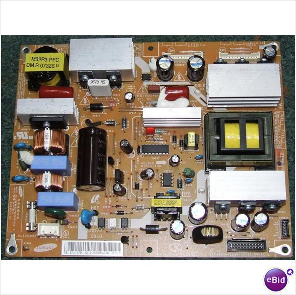 LE32R88BD POWER SUPPLY BOARD BN44-00191A