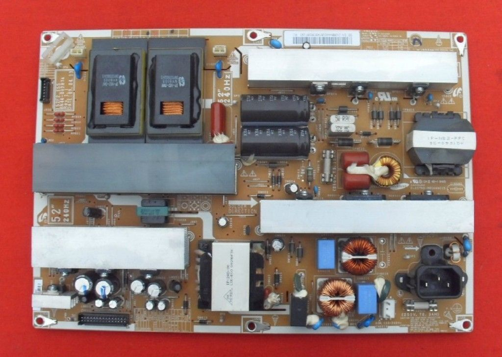 LCD Power Supply Board BN44-00287A IP-361609F For Samsung LE52B750U1PXZG SQ01