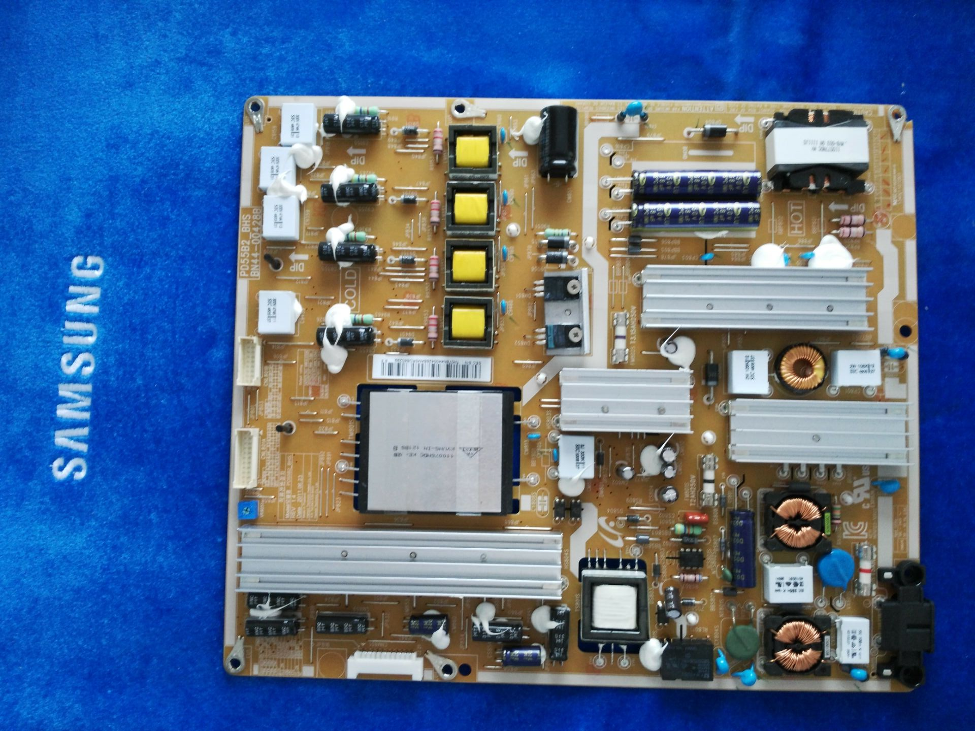 BN44-00428B SAMSUNG Power Supply PD55B2_BHS REV1.3