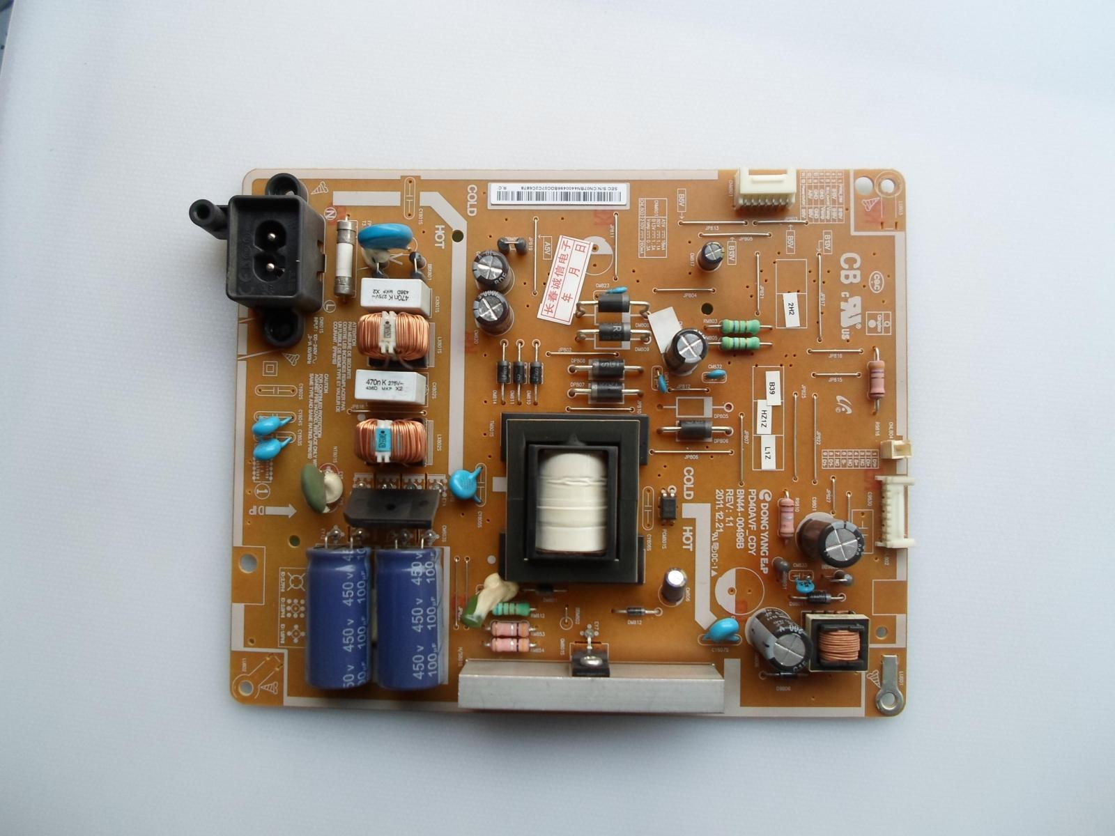 UA40EH5003R Power Board BN44-00496B REV1.2