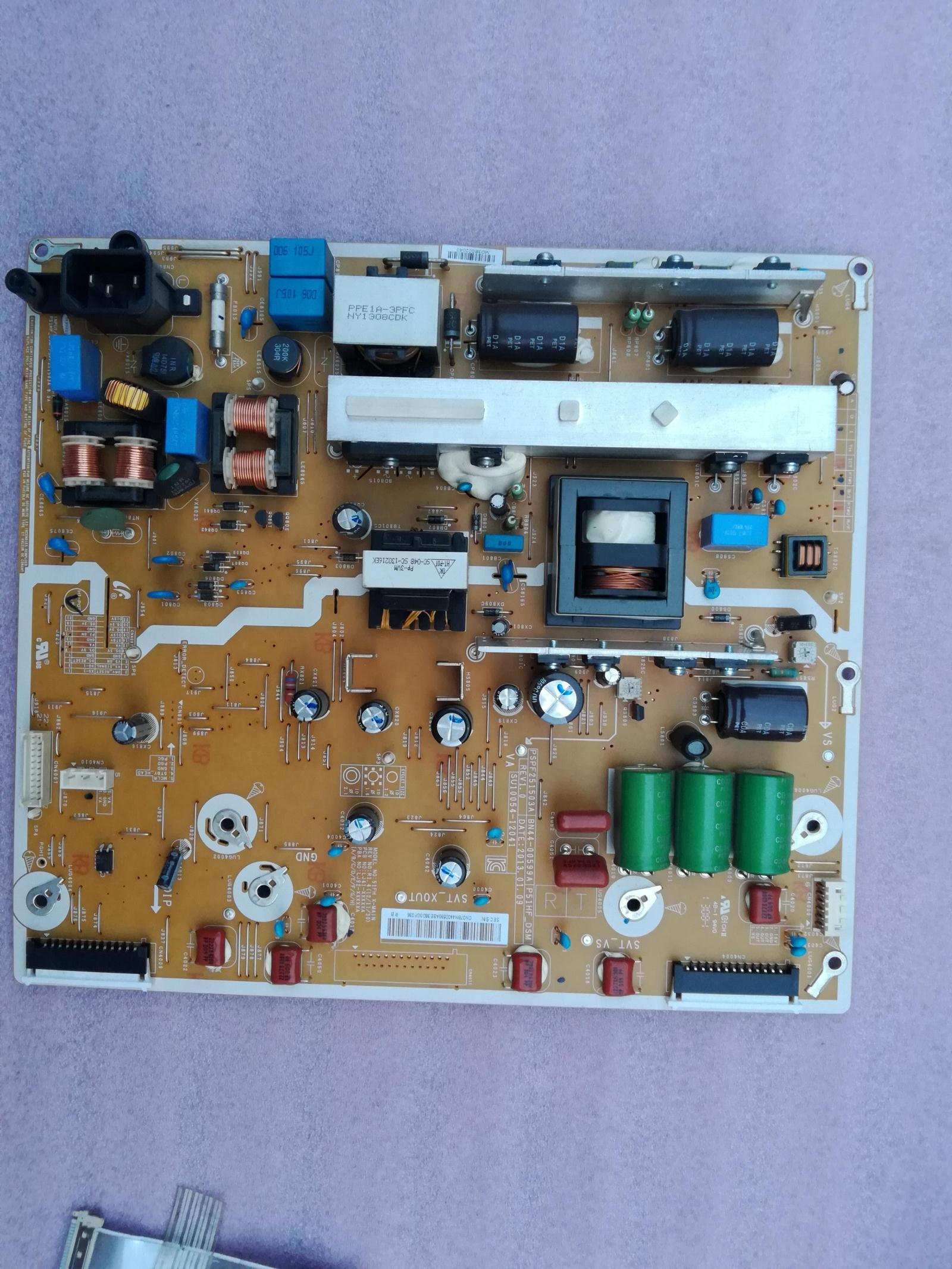New BN44-00599A PSPF251503A PN51F4500AF SAMSUNG Power Supply Board