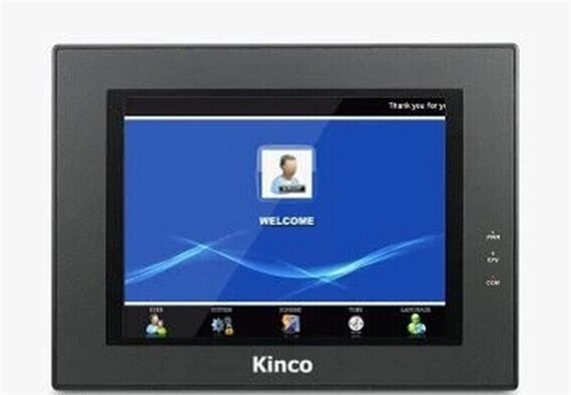 MT4513TE Kinco HMI Touch Screen 10.4inch 800*600 Ethernet with program cable new