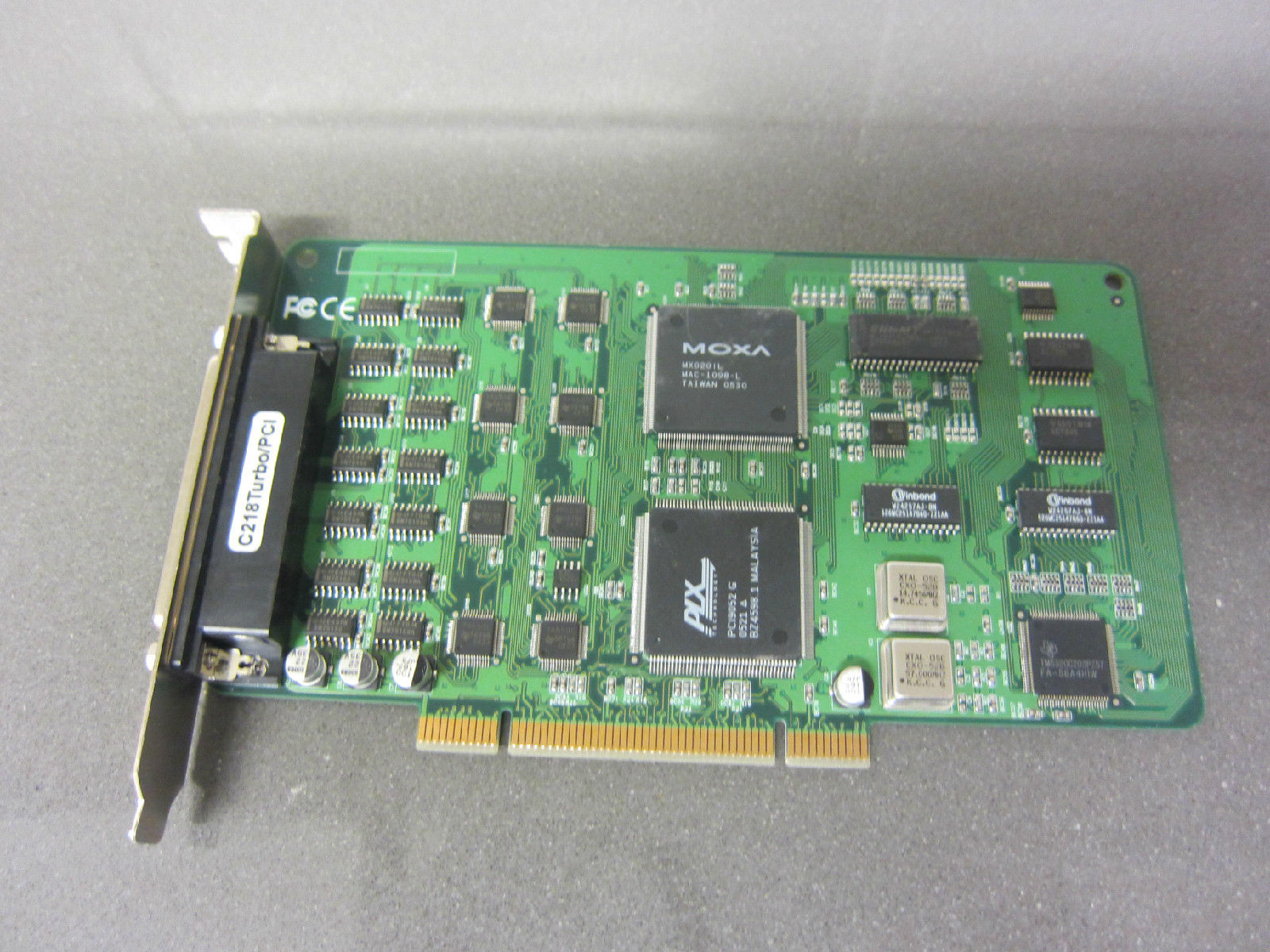 Moxa C218Turbo C218Turbo/PCI Card PCBPCI218T Turbo PCI 8 Port