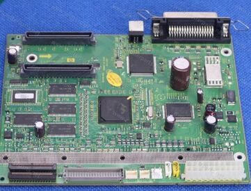 CH336-67002 Main logic board For DesignJet 510 1 year warranty p