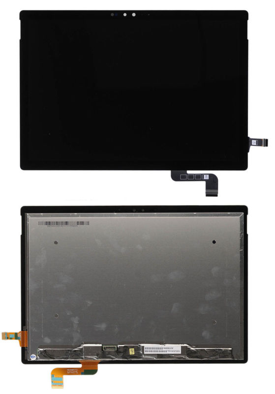 For Microsoft Surface Book 1703 1704 1705 LCD Touch Screen Digitizer Assembly