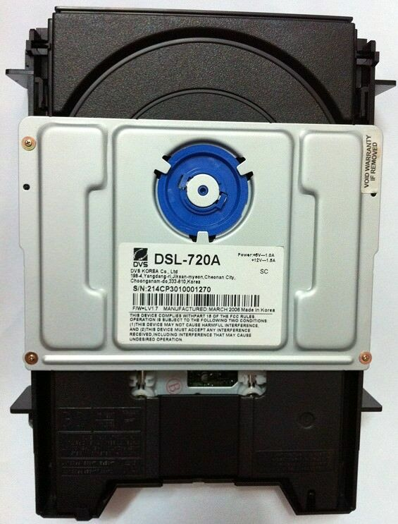 NEW&ORIGINAL DVS DSL-720A South Korea DVD driver DSL-720A DVS KOREA CO.,LTD