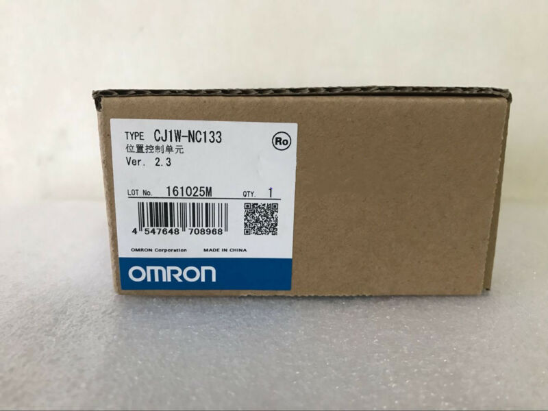 1PC OMRON NC UNIT CJ1W-NC133 NEW ORIGINAL EXPEDITED SHIPPING