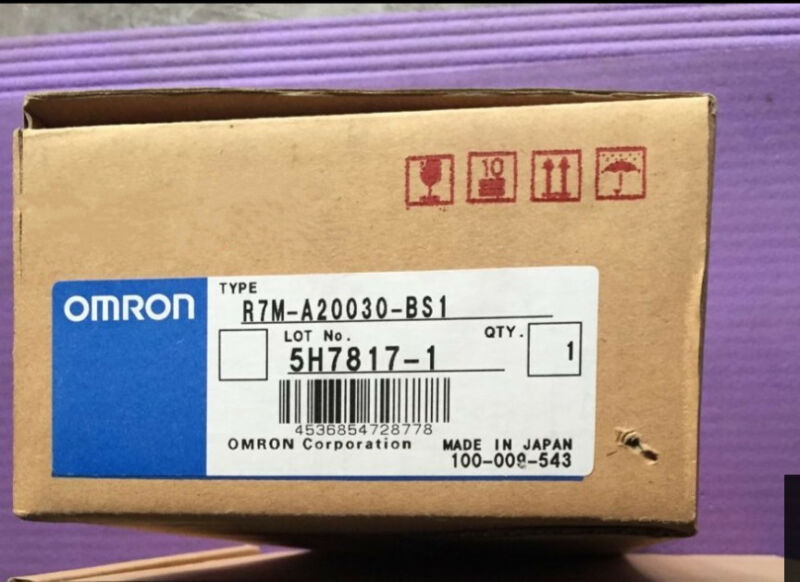1PC OMRON AC SERVO MOTOR R7M-A20030-BS1 NEW ORIGINAL EXPEDITED SHIPPING