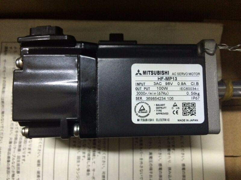 1PC MITSUBISHI AC SERVO MOTOR HF-MP13 HFMP13 NEW ORIGINAL EXPEDITED SHIP