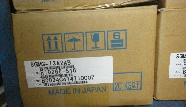 YASKAWA AC SERVO MOTOR SGMG-13A2AB NEW ORIGINAL EXPEDITED SHIPPING