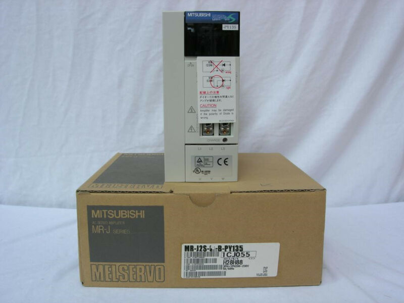 1PC NEW MITSUBISHI AC SERVO DRIVER MR-J2S-200B-PY135 EXPEDITED SHIPPING