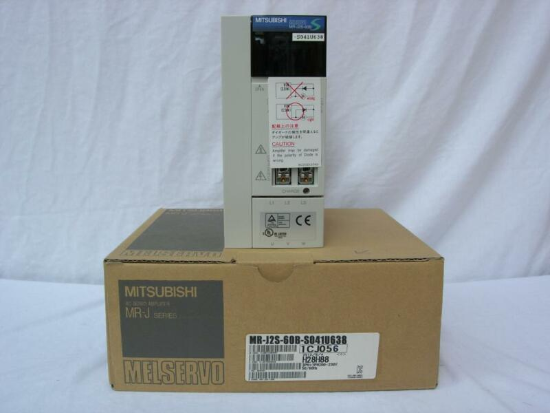 1PC NEW MITSUBISHI AC SERVO DRIVER MR-J2S-350B-S041U638 EXPEDITED SHIPPING
