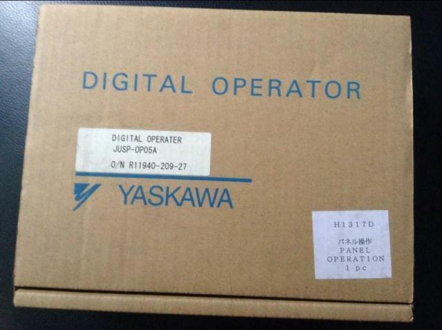 NEW ORIGINAL 1PC YASKAWA OPERATION PANEL JUSP-OP05A EXPEDITED SHIPPING