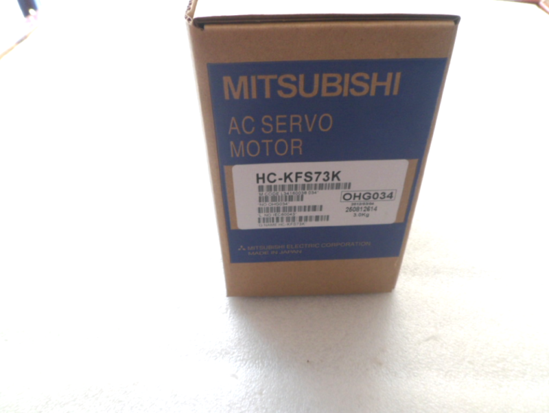 MITSUBISHI AC SERVO MOTOR HC-KFS73K NEW ORIGINAL EXPEDITED SHIPPING