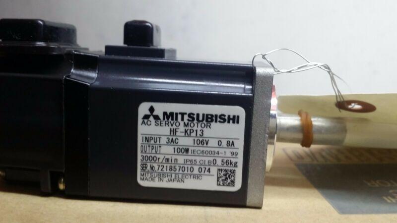 New In Box Mitsubishi HF-KP13 AC Servo Motors HFKP13 #