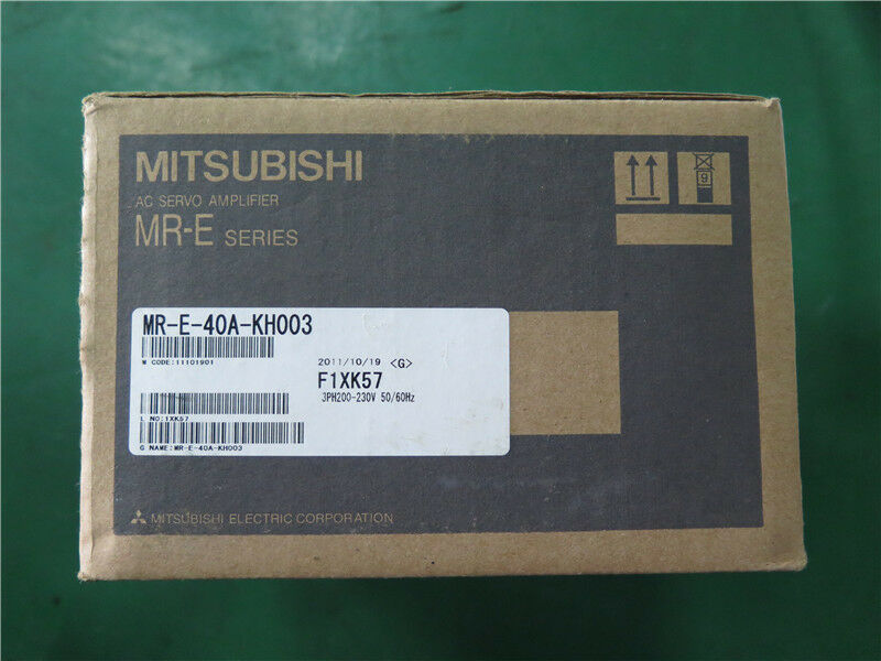 NEW ORIGINAL MITSUBISHI AC SERVO DRIVER MR-E-40A-KH003 EXPEDITED SHIPPING