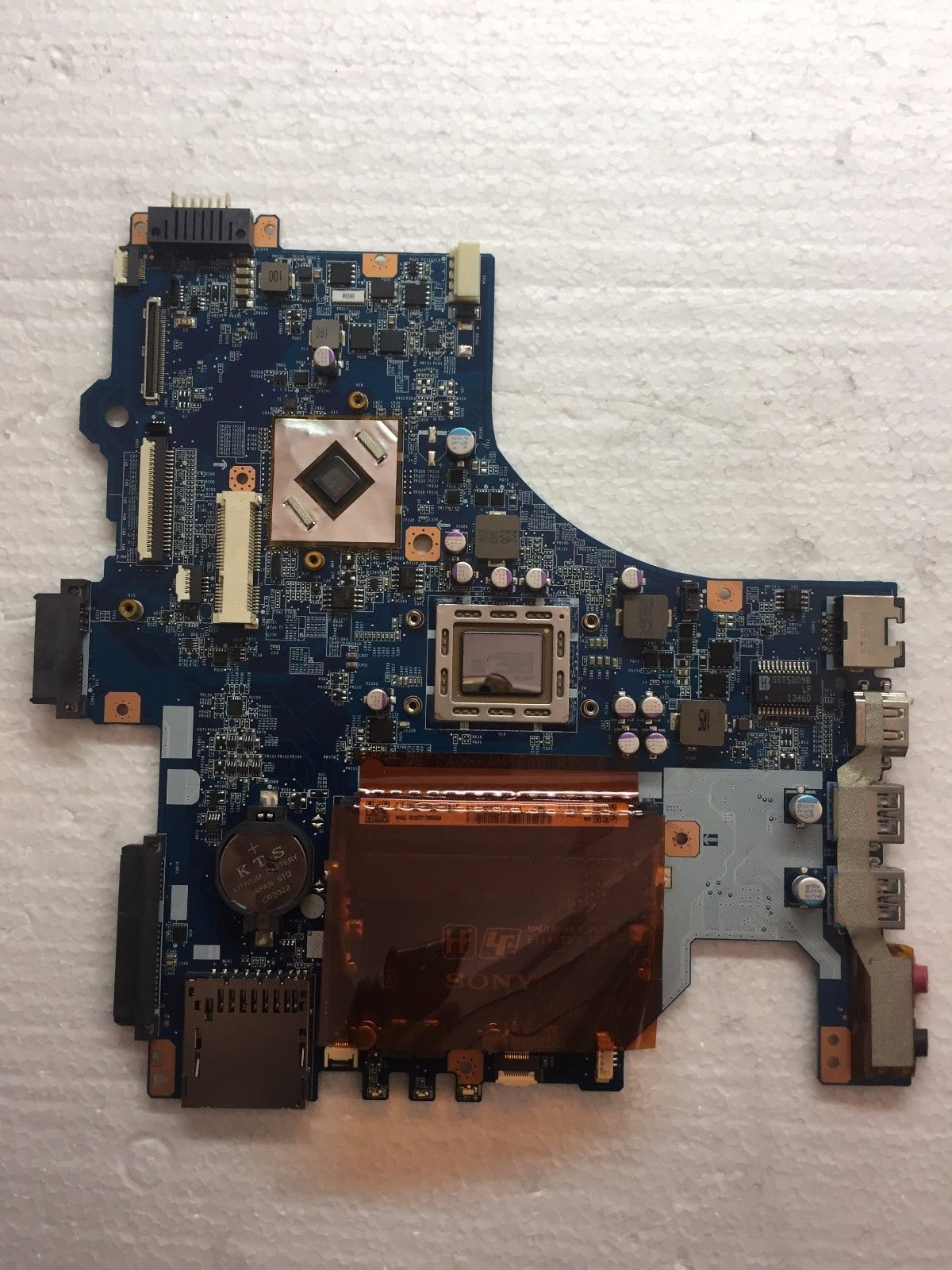 SONY SVF144 Series AMD A8 CPU Laptop Motherboard DA0HKAMB6D0