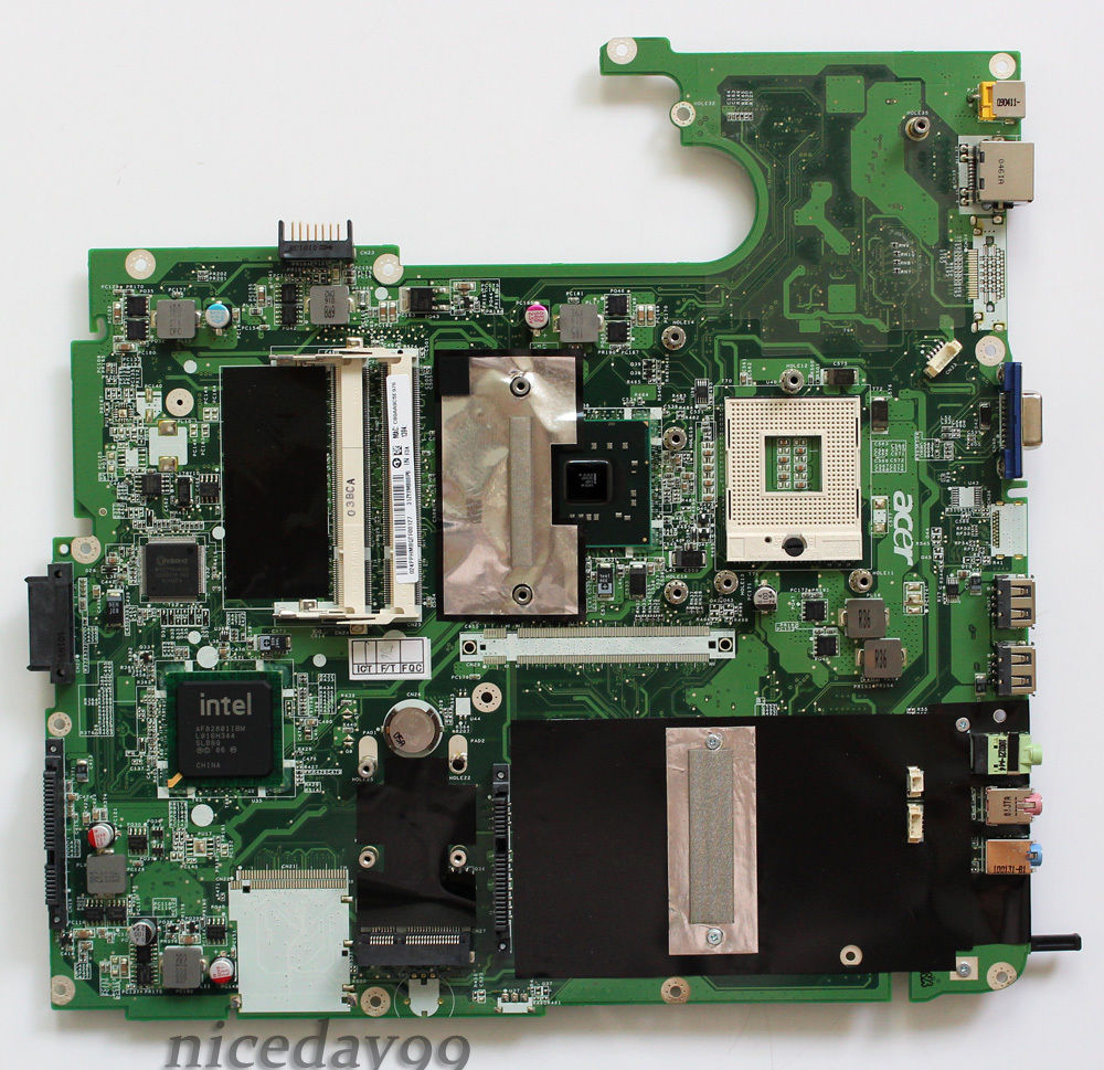 For Acer Aspire 7730G Motherboard DA0ZY2MB6F1 REV:F PGA479M DDR2