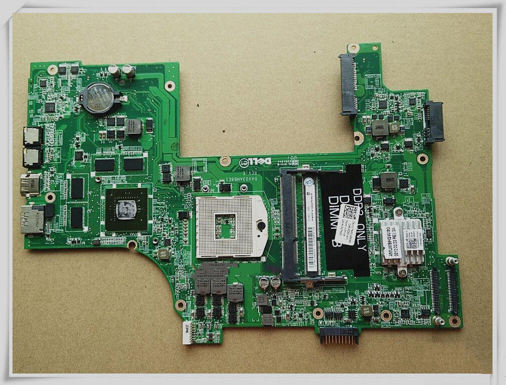 CN-01TN63 1TN63 DAV03AMB8E1 REV:E For dell VOSTRO 3750 V3750