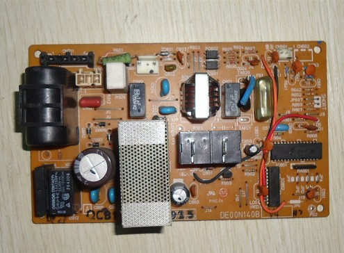 Mitsubishi air conditioning Computer board DE00N140B SE76A716G01