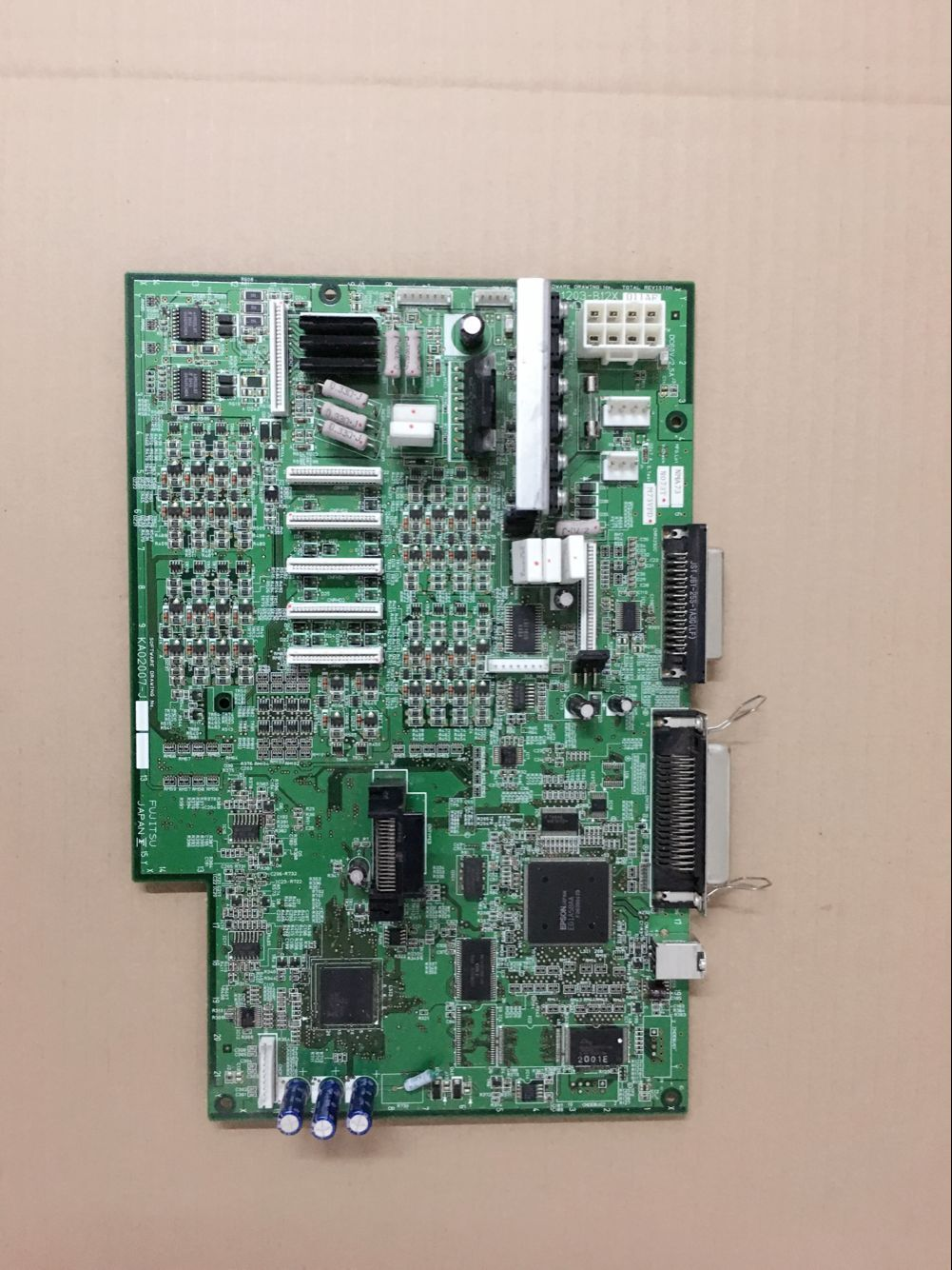 Test Main Board For Epson DFX 9000 DFX-9000 DFX9000 Formatter