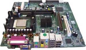Dell Dimension 4600C Motherboard Dell P/N K0057