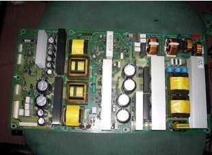 Power Supply Board EAY41391501 REV: A From LG 60PG30