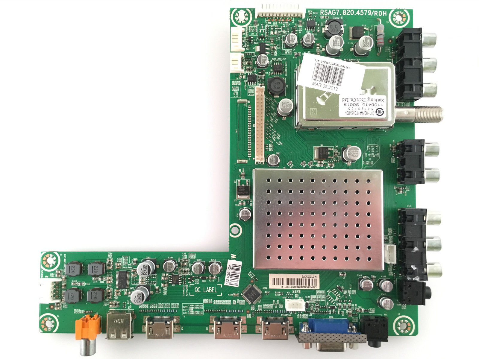 158308 Main Board Version 2 for Hisense F46K20E