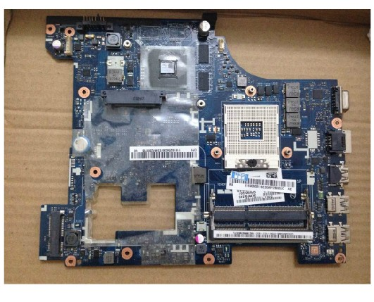 lenovo G580 LA-7892P laptop motherboard Intel integrated QIWG5_G