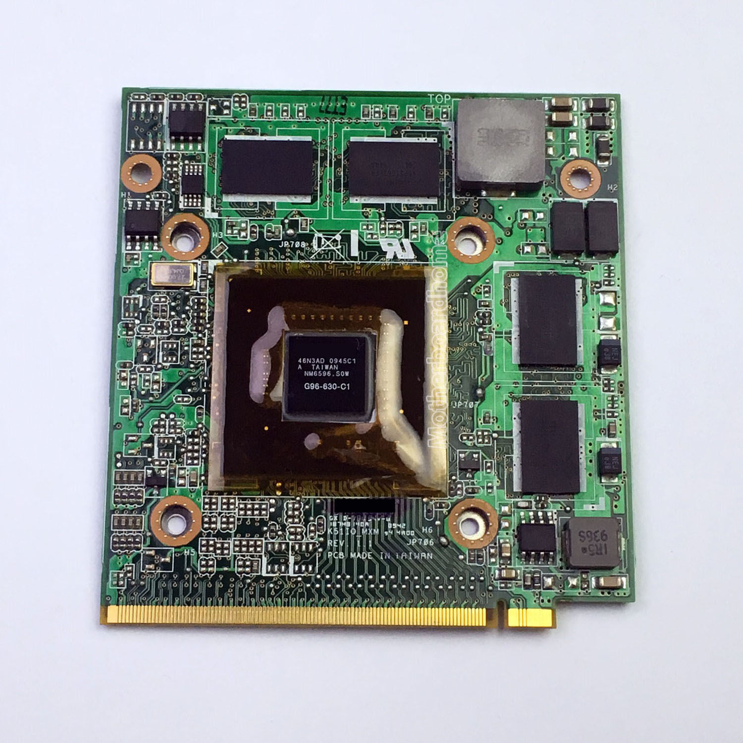 ASUS K51 K51IO K61IC K70IO Graphic Card G96-630-C1 VGA NVIDIA GeForce